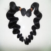 best service hairs - Charming and excellent Malaysian Loose Wave Hair extension Human Hair Weave top service and best vendor