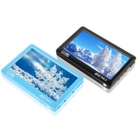 Wholesale HD Touch Screen gb MP4 MP5 Player With Speaker AV Out Game E Book Inch MP4 MP5 Player MP4 Recorder Mini Music Player