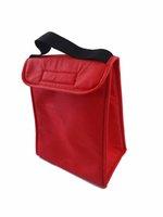 aluminum composit - Customized single lunch bag with non woven MM foam composit aluminum