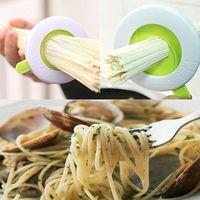 Wholesale 2016 new Kitchen utensils Spaghetti Measures Noodles Component Selector Quantitative Adjusting disk Measuring Tools
