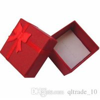 Wholesale 2000pcs CCA2471 New Arrival Paper Box cm Jewelry Candy Box Gift Beautiful Fashion Fit Jewelry Ring Earring Pendant Gift Jewelry Boxes