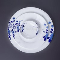 Wholesale Jingdezhen ceramic tableware suit bone china tableware porcelain cutlery set