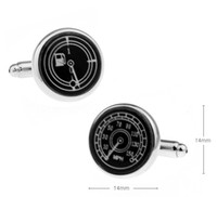 acceleration cars - Factory direct round car oil table acceleration Cufflinks and retail