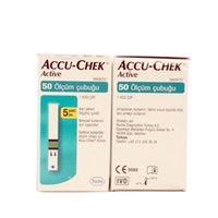 accu chek active test strips - Hot Sale Accu Chek Active Blood Glucose Meter Test Strips with Expiry Free Lancets For Health Care