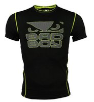 badboy rash guard - hot sale short sleeve sublimated badboy mma rash guard bjj brazilian jiu jitsu body shaper bad boy wears t shirts rashguard