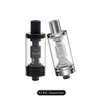 Wholesale 100 authenticl Aspire K3 tank ML ohm Kanthal Coil Mah Best Aspire K3 tanks VS aspire K2 K4 tank