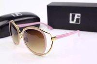 Wholesale superior quality LINDA FARROW sunglasses UV MS Linda Farrow sunglasses are