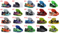 basket femme - Whosale Basketball Shoes Sneakers kobe8 Runing Kevins KOBE VIII Lowe Elites Black Durant Men Original kb8 Basket Femme Sport Shoes