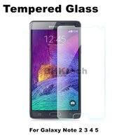 anti bullet glass - tempered glass for mobile phone samsung galaxy note glass tempering shelf with crystal box H silicone bullet proof