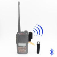 Wholesale ANYSECU NEW AC B09 Radio Hands free Bluetooth Set for MD HYDX D50 UV R KG UV9D