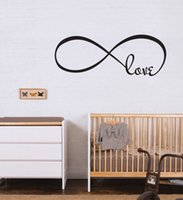 bathroom paint - N024 X40cm love Mix Order Wall Words Lettering Saying kids room Vinyl Wall Decals high hand painted wall art black high quality