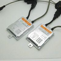 achat en gros de hb5 hid-2 * AC 12V 55Watt Slim HID remplacement Ballast Kit de conversion Xenon 55W H4 H7 h1 h3 h8 h9 h11 hb3 HB4 hb5 h27 881 880 9005 h13 ..
