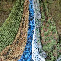 awnings covers - color available X3 M Camouflage Net Woodland Camo Cover Camping Holiday Party Decoration Indoor Adornment CS Tent Sunshade