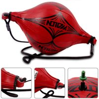 Wholesale 100 Guaranteed Boxing Speed Ball workout Equipment Punching new arrival Fitness Favorites NEW Fashion Sport Gift