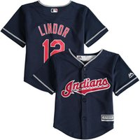 Baseball blank baby - Cheap youth Cleveland Indians Francisco Lindor blank jerseys Baby Andrew McCutchen old year Cool Base toddler Jersey stitched S L