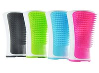 Wholesale Tangle Teezer Aqua Splash Detangling Shower Brush NEW ARRIVAL colors Pink Green Black Pearl Tangle Teezer Aqua Splash Blue Lagoon