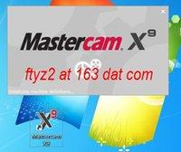 Wholesale Full Function Working Software MasterCAM X9 English Multi Language Version