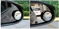 auxiliary rear view mirror - 2Pcs rearview mirror small round mirror Blind spot mirror Wide angle lens Degrees adjustable Rear view auxiliary