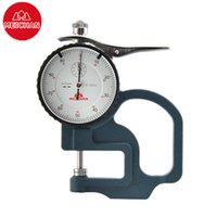 Wholesale MEICHAN x30mm mm Dial Thickness Gauge High Precision Metal Case Portable Tester Pocket Micrometer Measuring Tools CHY11