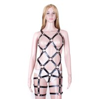 clothes sex for women - Black Bondage Restraints Body Harness Queen Tune Slave Girl Sexy Black Siamese Diamond Straps Tied Tight KB Clothes Sex Bdsm For Women
