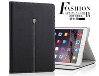 apple smart cover sale - ipad leather case Super slim smart cover folio case for iPad air mini Tablet protective shell cover case hot sale