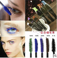 america curl - Europe America Curling Mascara Harajuku Style Black Blue Purple Coffee