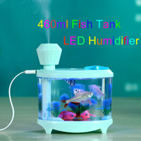 big keyboards - New Arrival ml Colorful LED Humidifier diffuser for aromatherapy diffuser ultrasonic essential oil diffuser with Big Capacity ml Tank