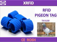 abs format - Version3 TK4100 rfid pigeon tag Dia mm khz ABS pigeon tag blank format Free Ship