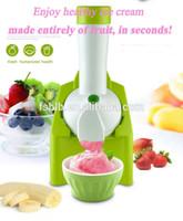 Wholesale by Jmha Machine for Making Ice Cream Best Home Use Fruit Ice Cream Maker Best Mini Soft Ice Cream Machine
