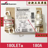 Wholesale Original US BUSSMANN fuse BS88 LET LETa A V fuse