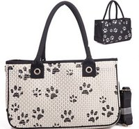 Wholesale Pet Supplies Dog Bag Cat Bag Dog Carrier Tote Luggage Bag Traveling Portable Shoulder Bag Convenient Fashion PC