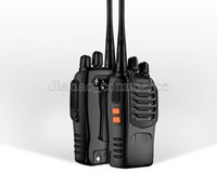 Wholesale 2X Baofeng BF S UHF MHz W CTCSS Two way Ham Radio CH Walkie Talkie Transmitter Receiver