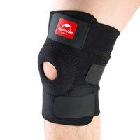 Wholesale Elastic Knee Support Brace Kneepad Adjustable Patella Knee Pads Safety Guard Strap For Basketball Free Size s1081