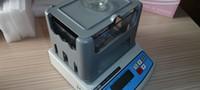 Wholesale Solid density meter hydrometer instrument imported rubber plastic particle density meter gravity meter scale PE