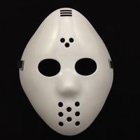 April Fool's Day balls themes - killer Jason mask Cosplay party mask Full Face White Mask film theme Jason Voorhees mask masquerade ball halloween mask decoration TAOS