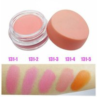 best cream blush - Cosmetic Contour Face Cream Blush Pressed Powder Cheek Blusher Rough Makeup Best