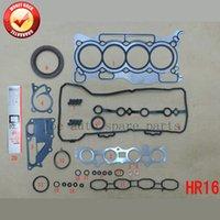 Wholesale HR16DE Engine Full gasket set kit for Nissan March Note Dualis Tiida Livina L cc