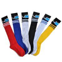 Wholesale 2016 Pairs Men Cotton Comfort Sport Socks For Football Basketball Colors Sport Socks