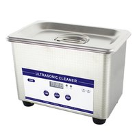 bath watch - 2016 Digital Ultrasonic Cleaner Cleaning Machine Baskets Jewelry Watches Dental PCB L W kHz Ultrasound Cleaner Ultrasonic Bath