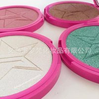 Wholesale Cosmetics Makeup Skin Frost High light Powder Five Pointed Star Eye Shadow Highlight Powders Professional Brand Refinement Hot Sale mf