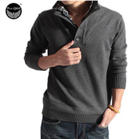 Wholesale Sweater Men Wool Sweater Sueter Hombre Mens Sweaters And Pullovers Pull Homme Marque Pull Homme Men Sweater Mens XL FDIQWPGKLAA