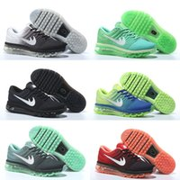 air comfort - 2017 New Max Runner black white red blue green comfort walking on air cushion increasing Running Shoes Women Men Max Shoes