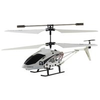 alloy king rc helicopter - Model King CH Alloy Mini Remote Control Antifall RC Helicopter Quadcopter With Gyro Mode RTF Brithday Gift Present Kids Toy