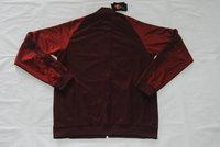 Wholesale ROMA jacket TOTTI football tracksuit ROMA football jacket DZEKO DE ROSSI PJANIC top thai football tracksuit