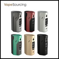 Wholesale Genuine Wismec Reuleaux RX2 w box mod with rx23 battery cover Reuleaux RX2 vape mod