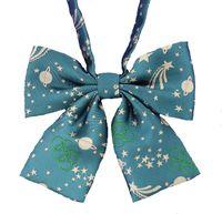 Wholesale Sexy Tie Uniforms - Japaness JK kawaii Girls Ribbon Embroidery Uniform Tie Women Anime Custom Clothes Cosplay prop