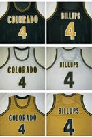 Wholesale Chauncey Billups basketball jersey Black White Beige Or customize any number Men s Stitched Jersey