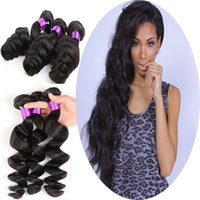 bell machines - Grade A Unprocessed Mongolian Loose Wave Hair Wefts Bundles Mongolian Human Hair Weaving Bell Queen hair products