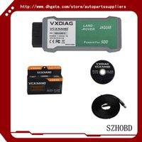 arrival inspection - 2016 New Arrival obd2 car tools VXDIAG VCX NANO for Land Rover and Jaguar Software V141