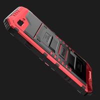 achat en gros de protection téléphone cellulaire-Pour iPhone 7 Boîtier étanche à l'épreuve des chocs Housse de protection étanche à la poussière, étui à l'épreuve des neiges pour iPhone 7 plus 6 6s plus